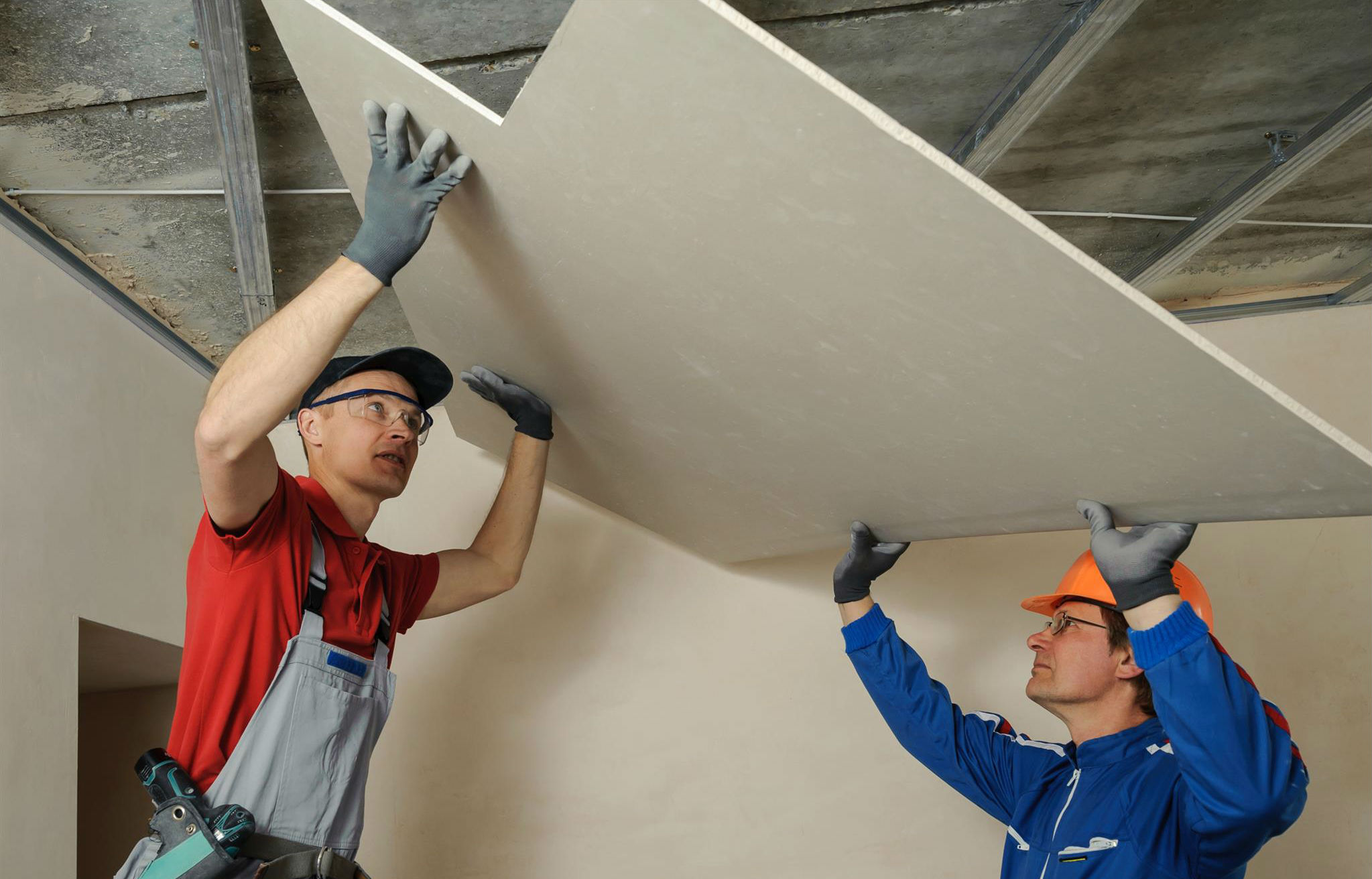 Drywall Contractor in Mckinney, TX 75071 | Drywall Repair Contractors